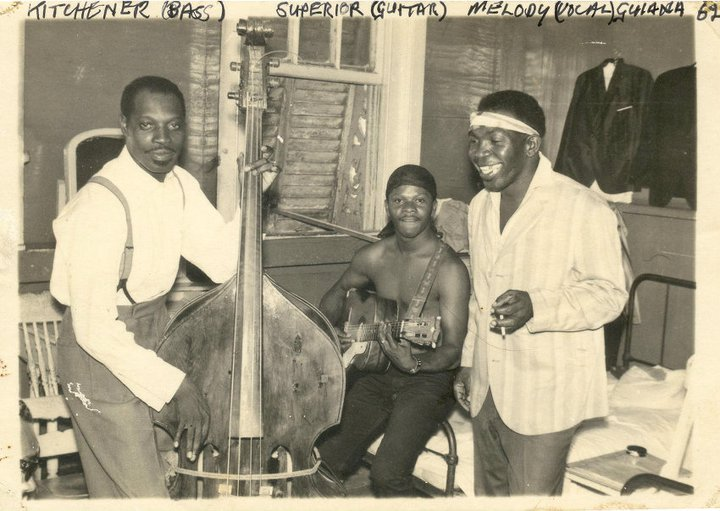Calypso and Calypsonians of Trinidad