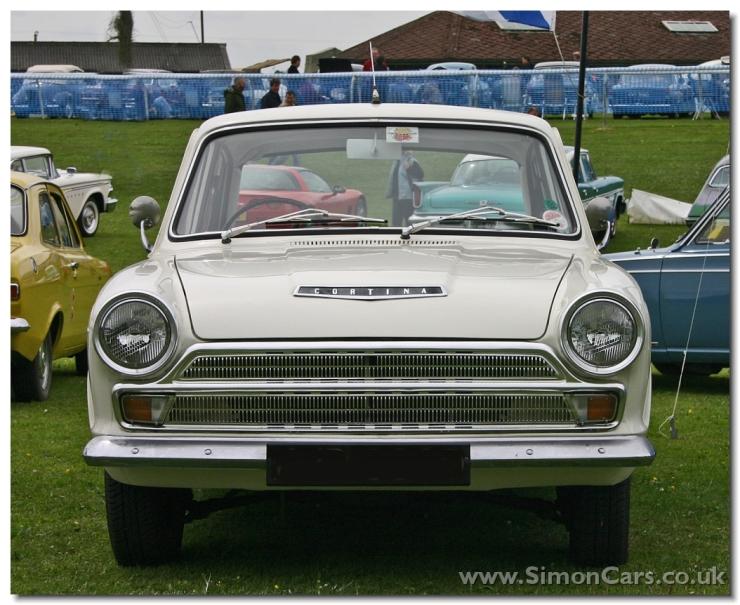 Ford Cortina MkI