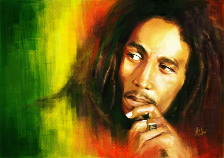 Bob Marley Video Collection