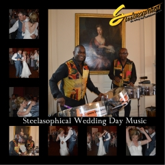 wedding steel band