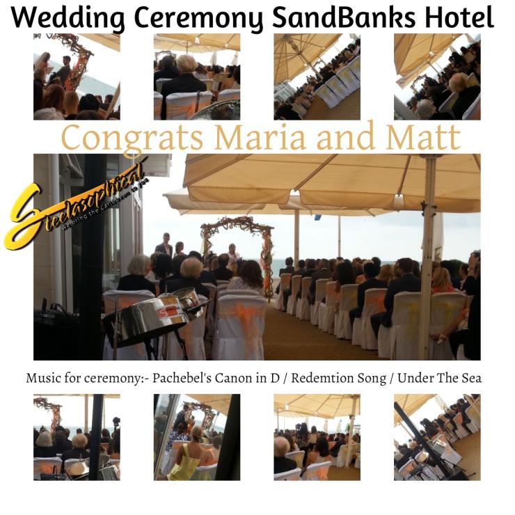 Steel Band Wedding Music