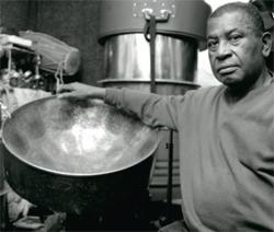 biggs steel drum maker tuner