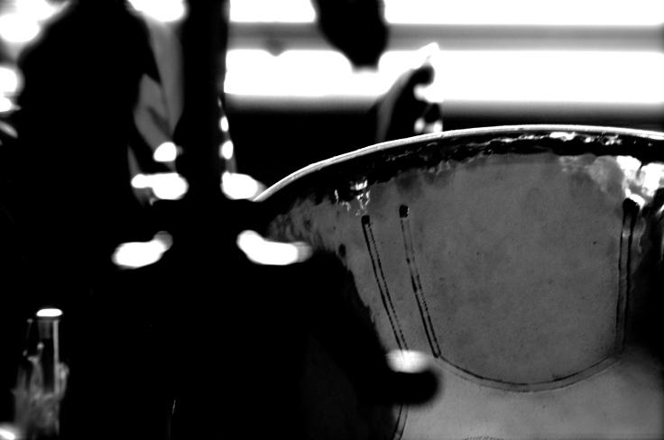 Steelasophical steel band and photography