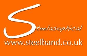 Steelasophical Steel band LOGO