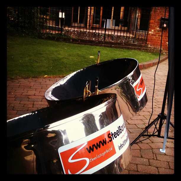 steelasophical steel band hire