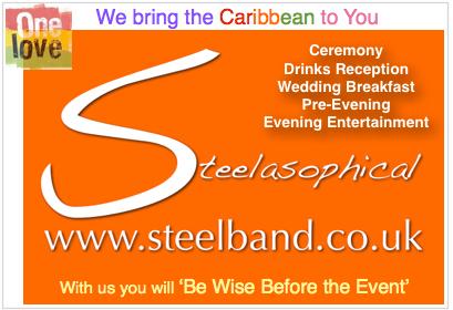Wedding steel band Logo