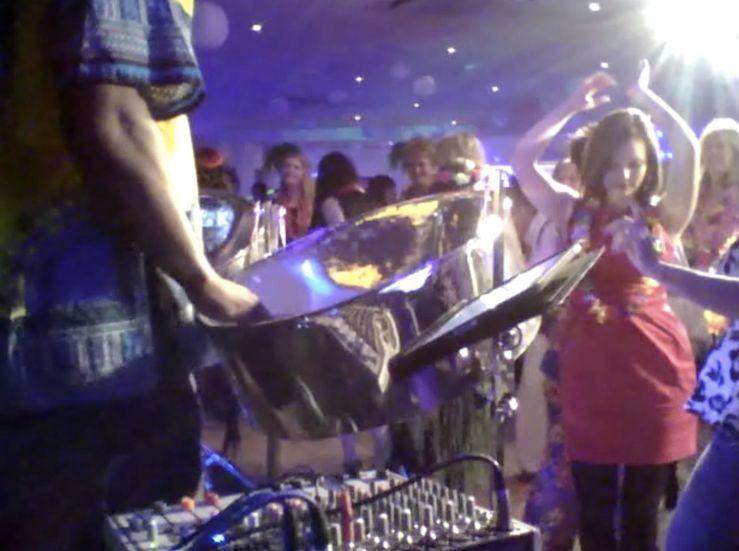 Steelasophical Party Steel Band