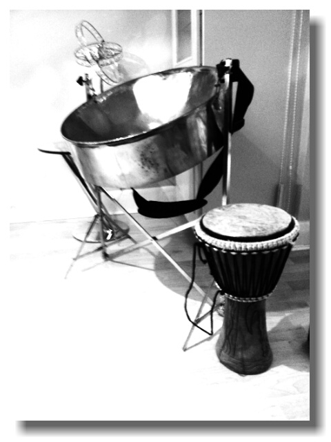 Djembe Steel Drum