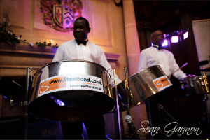We bring the Caribbean to you - steel band hire