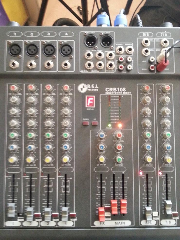 RCL-CRB108-mixer