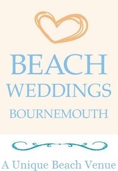beach wedding bournemouth