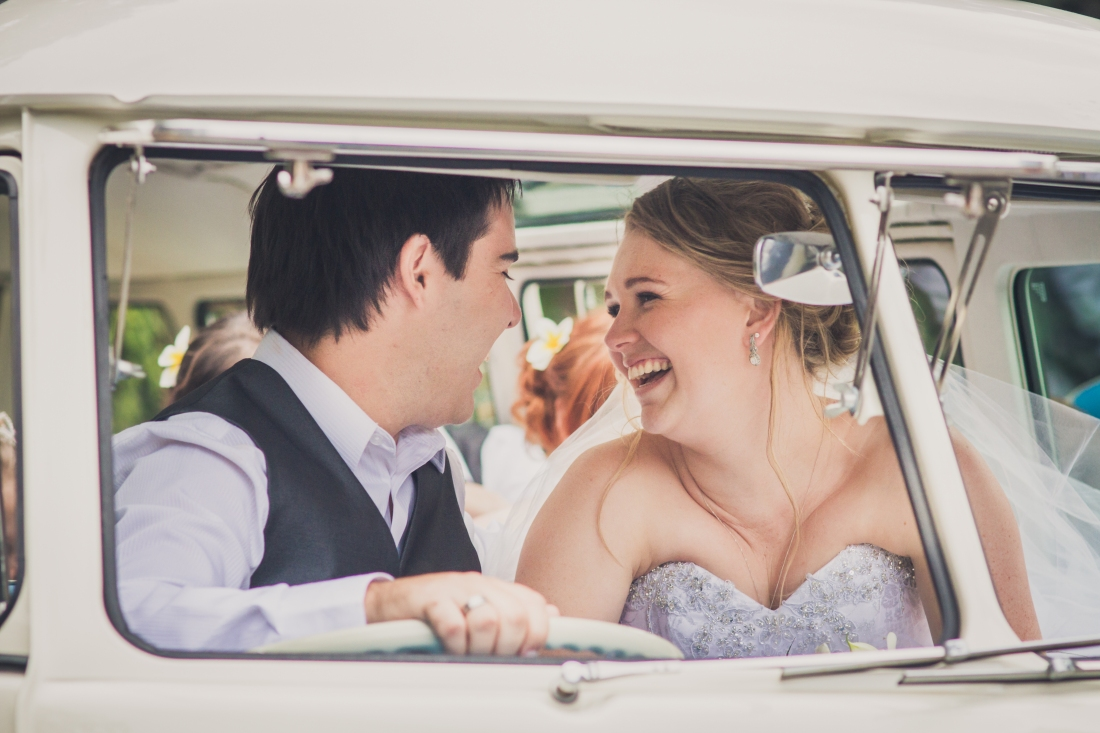What would you have done differently on your wedding day?