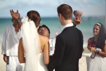 Beach Wedding Steel band 12345678900