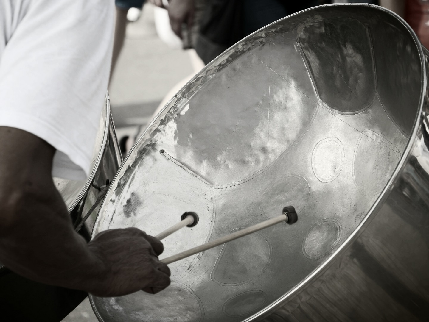 Steel Drum Steel Band Steeldrum steelpan Caribbean steelasophical 000000