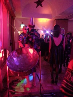 Careys Manor Steel Band Hire o