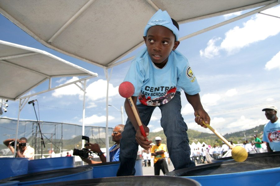Steel Drum Steel Band Steeldrum steelpan Caribbean steelasophical 00000000005r