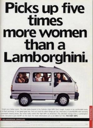Brilliant Clever Genius Adverts