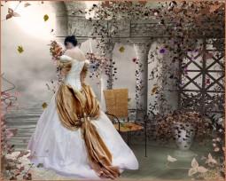 Sexy-Bride-in-the-Wheat-Field-1920x1200-wide-wallpapers.net