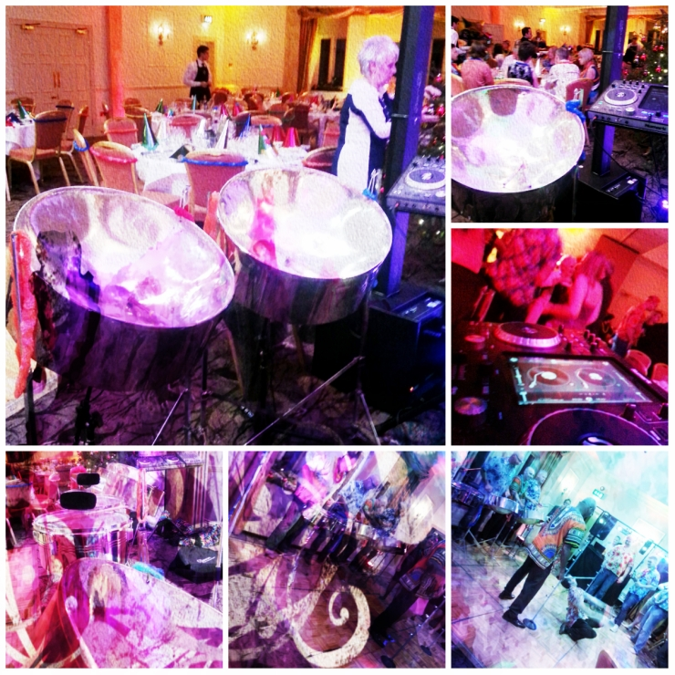 Careys Manor Steel Band Hire