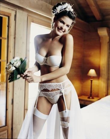 Under The Wedding Dress