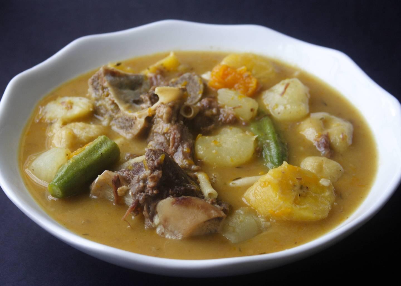 Goat Stew Soup