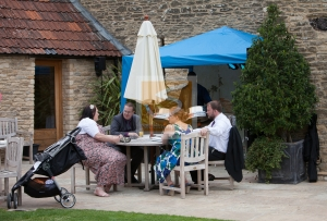 Weddings at Kingscote Barn