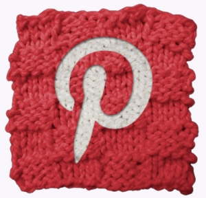 pinterest-knitted-icon