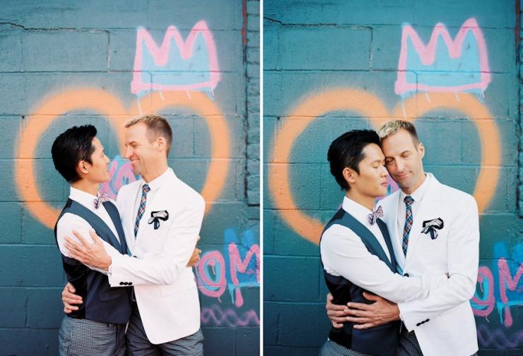 Gay Lesbian Same Sex  Wedding  Marriage  Guide