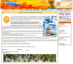 Newmont Travel
