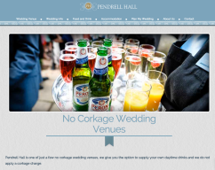 Pendrell Hall Venue