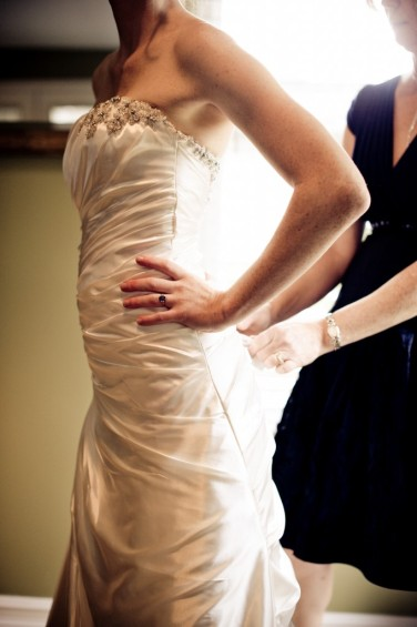 Dressing of the Bride