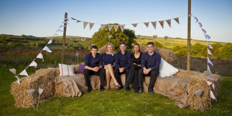 Your Own Dedicated Wedding Team Trevenna's experienced team are here to help you create the wedding of your dreams. Our small discreet team cover every aspect of delivering your day, from our Wedding Desk dealing with your enquiries and plans, through to our Kitchen Crew and Wedding Hosts who prepare our venue & food, taking the strain (and work!) out of your day. Our approach to hosting your wedding is friendly and flexible, please read our Reviews. Our dedicated wedding team host your wedding celebrations allowing you the freedom to enjoy your day with family and friends and your time at Trevenna. team