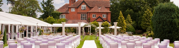 Trunkwell Mansion House Wedding Venue
