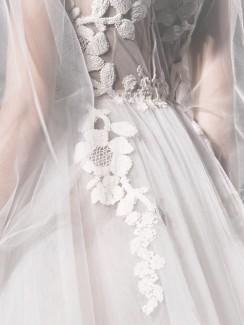 STEELASOPHICAL the wedding dress