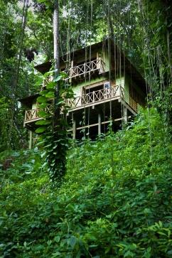 Kanopi House (Blue Lagoon, Portland, Jamaica)