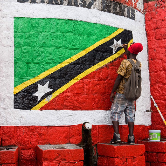 St. Paul's Village, St. Kitts & Nevis
