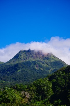La Soufriere - Top of the little Caribbean
