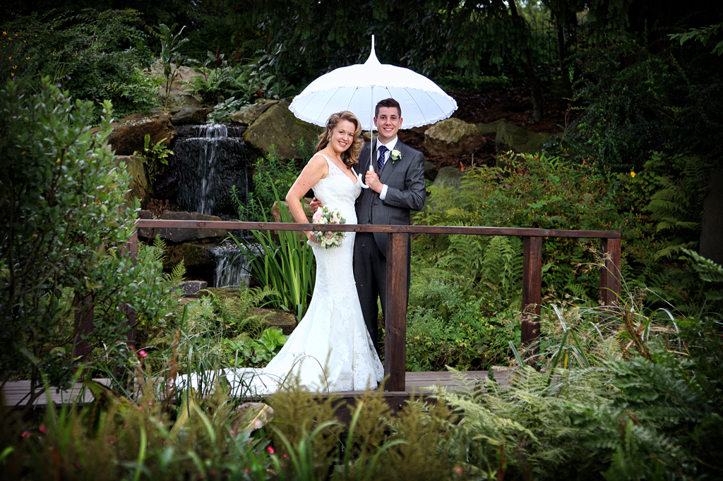 Birmingham Botanical Gardens Wedding Venue