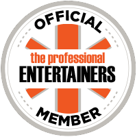 The Professional Entertainers website.