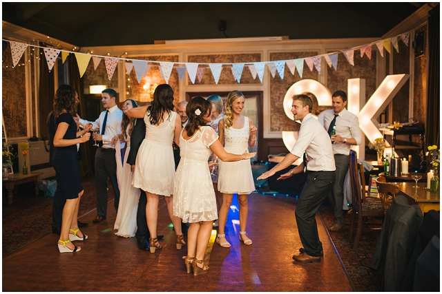 Balham Bowls Club Wedding Steelasophical Steel band