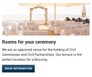 fjbhotels.co.uk/hotels/poole/sandbanks-hotel/wedding-venue/ceremony/