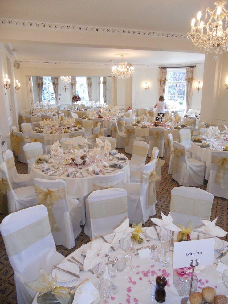 dyrham park country club weddings