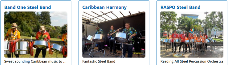 Lastminute Musicians Steel Band Steelasophical