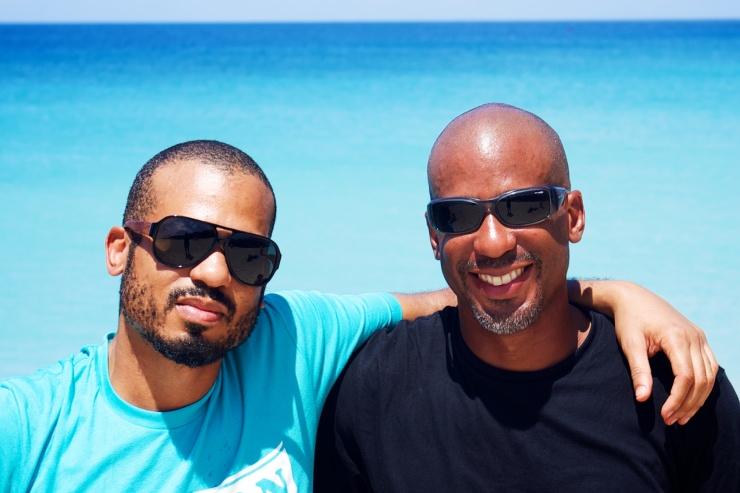 Steve-and-Patrick-Bennett-Uncommon-Caribbean