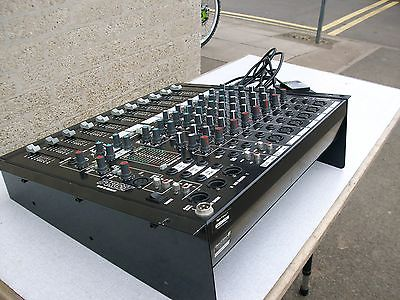 Hughes and Kettner Target 10/2 Mixer desk