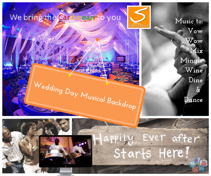 Music to Vow, Wow, Mix, Mingle, Wine, Dine & Dance