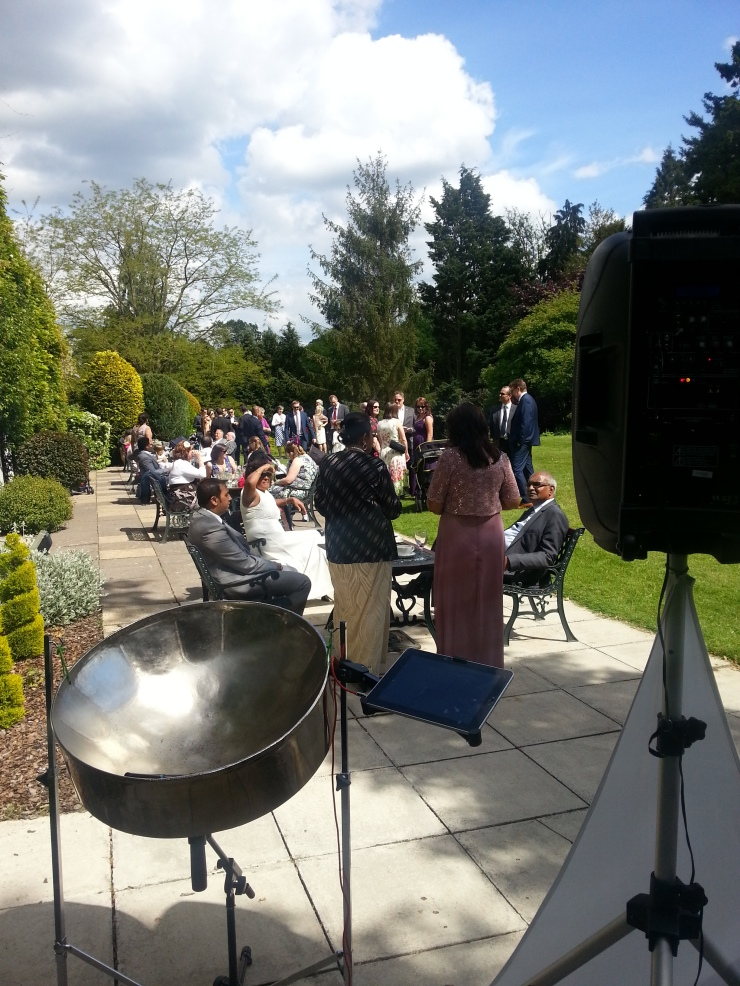 CAISTOR HALL STEEL BAND