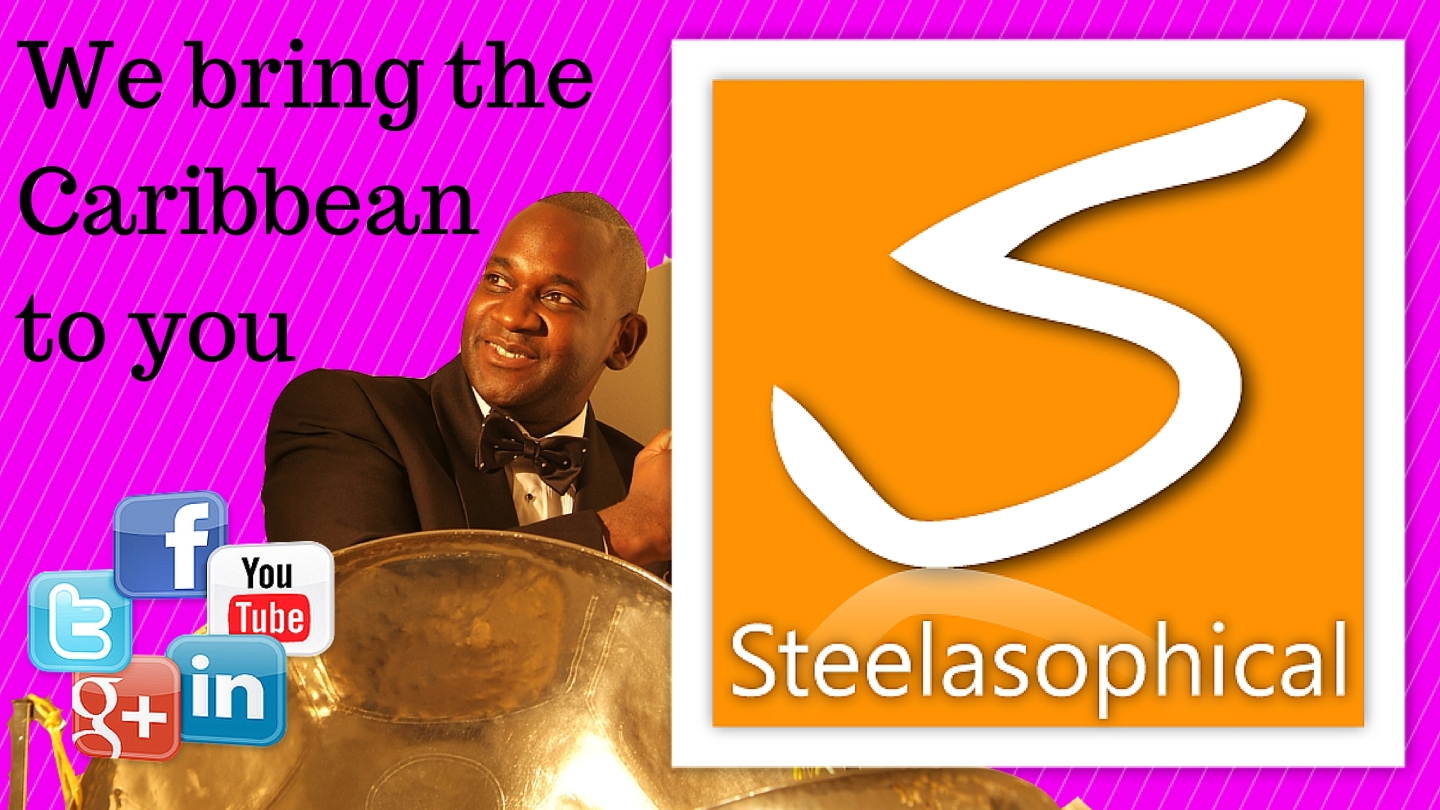 Steelasophical steel band hitched